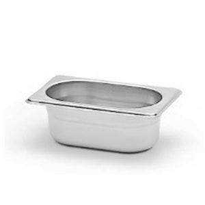 Agnelli Cookware Lambs Bowl Gastronorm 1/9-0
