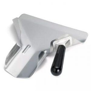 FRY SCOOP RIGHT HANDLE 18-8 S/S-0